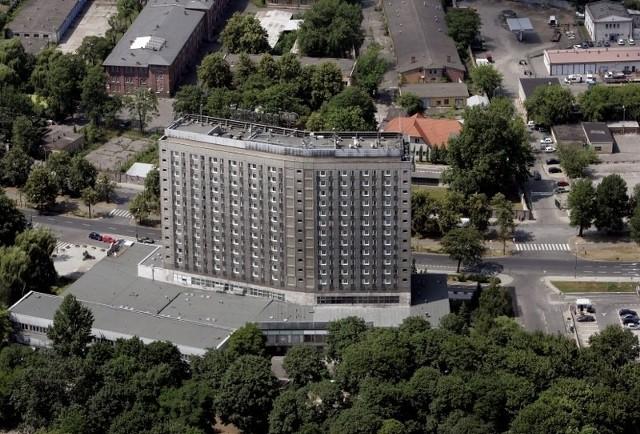 Hotel Polonez.