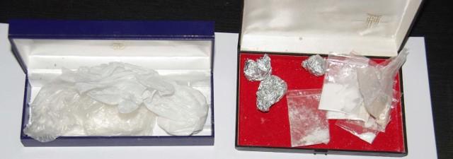 Kołobrzeg: W mieszkaniu zatrzymanego znaleziono amfetaminę.