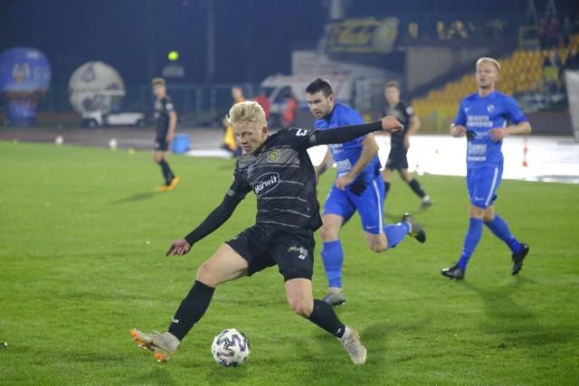 Damian Lenkiewicz i jego koledzy powalczą o trzy punkty