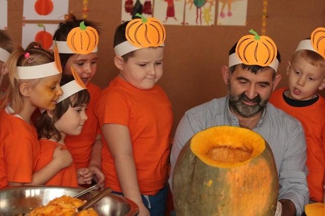 Dzieci świetnie się bawiły.