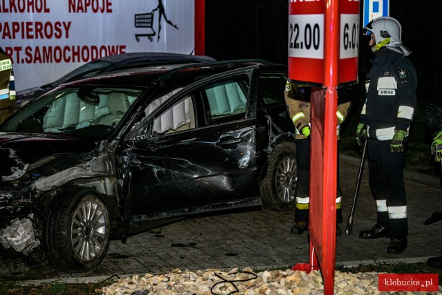 Do wypadku w Truskolasach doszło 25 listopada 2020 roku