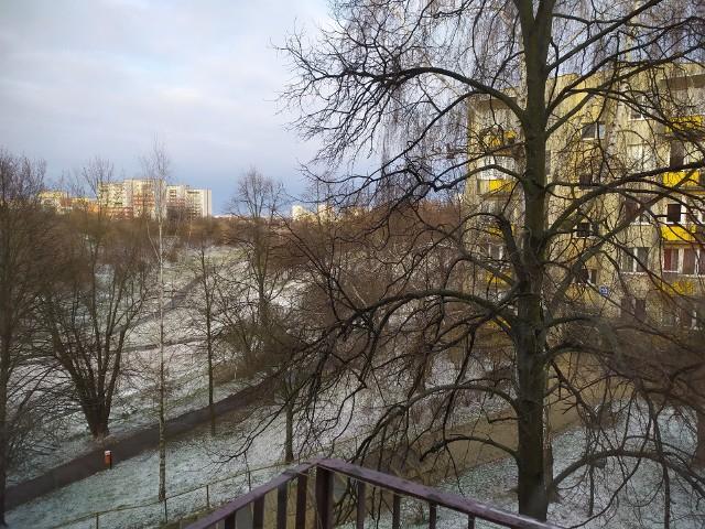 Mieszkańców woj. lubelskiego od rana czeka skrobanie szyb i minusowe temperatury