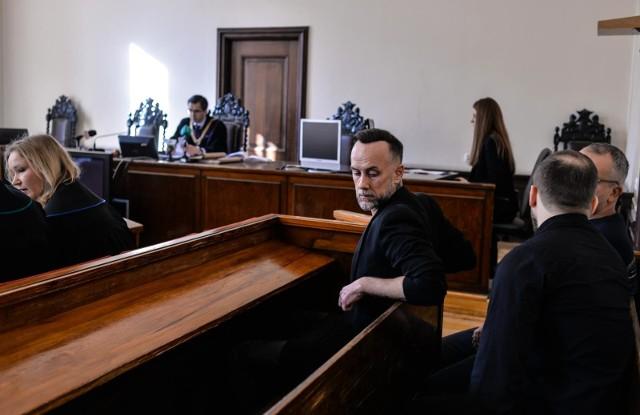 19.03.2018 - Adam Nergal Darski przed sądem