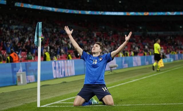 Federico Chiesa świetnie spisał się jako zmiennik i przyczynił się do wygrania 1/8 finału z Austrią