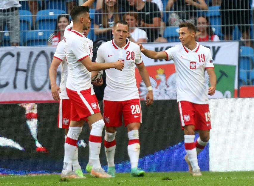 Po słabym meczu reprezentacja Polski zremisowała w Poznaniu...