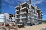 Trwa budowa nowego osiedla na radomskim Wacynie. Zobacz postęp prac - zdjęcia