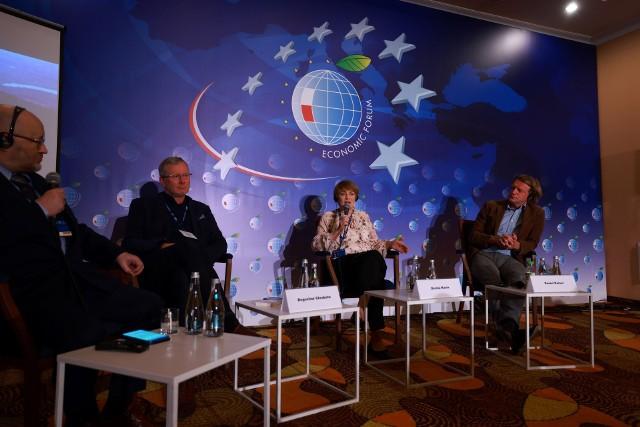 Podczas dyskusji poświęconej narodowości mediów atmosfera była gorąca. Największy spór panelistów toczył się wokół kwestii ingerencji właścicieli mediów w treści publikowane w gazetach, czy portalach internetowych.