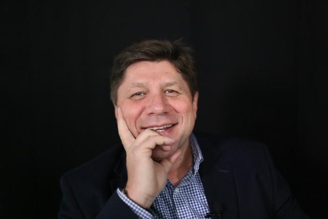 Robert Talarczyk, dyrektor Teatru Śląskiego