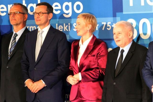 Premier Mateusz Morawiecki otworzy listę PiS w Katowicach, a nie we Wrocławiu. Jako liderkę wrocławskiej listy wskazał Mirosławę Stachowiak-Różecką, szefową wrocławskich struktur Prawa i Sprawiedliwości