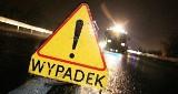 Wypadek w Jastrzębiu-Zdroju: Seicento wjechało w bok fiata brava