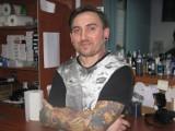 Tatuaże z Kalisza zdobią skórę Anglików, Węgrów i... Hindusa
