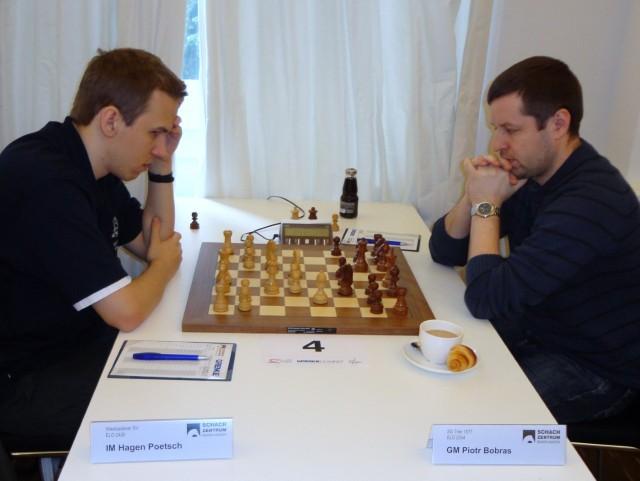 Piotr Bobras (z prawej) wygrał w Białymstoku już dwukrotnie