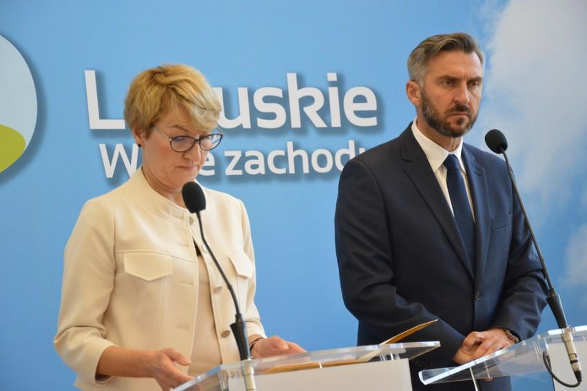 Konferencja w urzędzie marszałkowskim poświęcona m.in. decyzji RIO