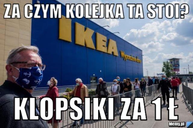 Internauci od lat śmieją się z IKEA. Zobaczcie najlepsze memy. Każdemu przyda się trochę śmiechu. Zobacz kolejne zdjęcia. Przesuwaj zdjęcia w prawo - naciśnij strzałkę lub przycisk NASTĘPNE