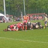 Master Pharm Rugby Łódź pokonali Skrę i zrobili milowy krok  na drodze do finału