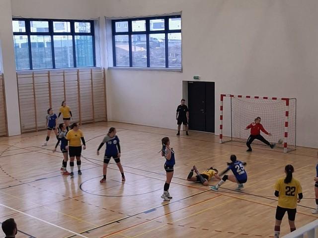 Handball z Zabrza przywozi jeden punkt i pozostaje w walce o awans.