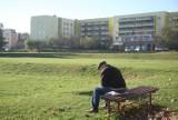 Ul. Bursztynowa w Lublinie. Mieszkańcy obawiają się, że stracą boisko