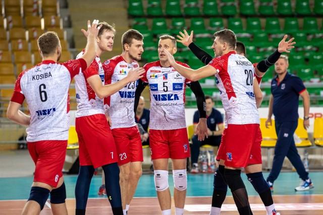 BKS Visła Bydgoszcz - BAS Białystok 3:1
