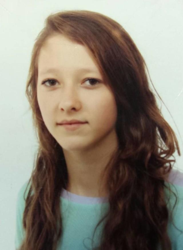 Natalia Ciesielska ma 14 lat