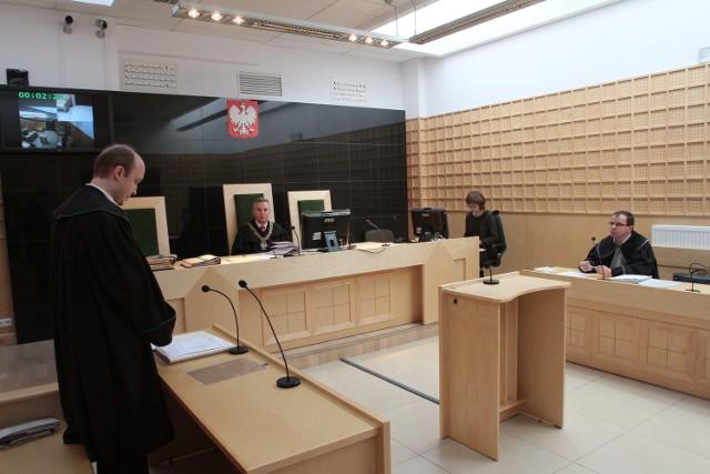 Proces rozpoczął się 23 października w Sądzie Okręgowym w Łodzi