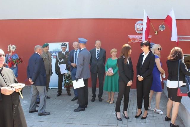 Posterunek w Lisewie został ponownie otwarty w czwartek przed tygodniem - po ponad dziesięciu latach