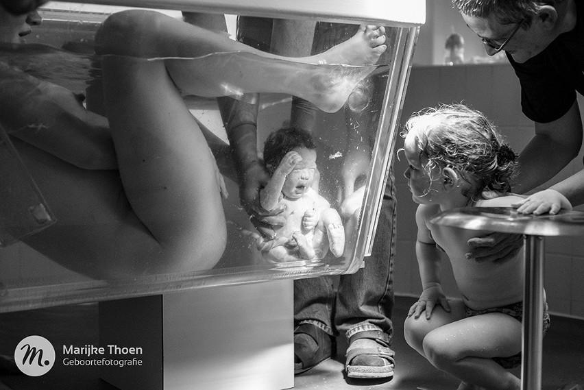 To najlepsze zdjęcia porodów wybrane przez The International...