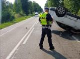 Progale. Wypadek na DW 689. Zderzenie dwóch samochodów osobowych. Droga była zablokowana