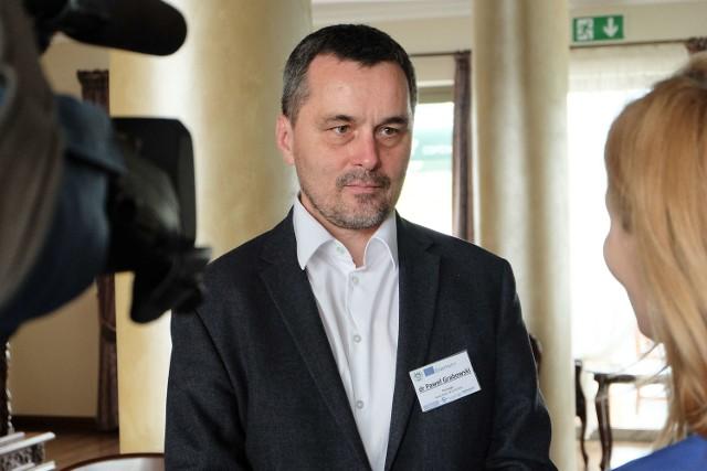 Wierzymy, że uda się nam zdobyć unijną dotację - ma nadzieję dr Paweł Grabowski, prezes Fundacji Podlaskie Hospicjum Onkologiczne w Nowej Woli