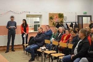 Spotkanie konsultacyjne w Niedarzynie.