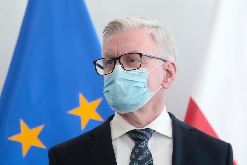 Prezydent Poznania Jacek Jaśkowiak był gościem programu...