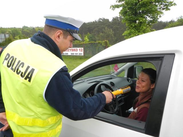 Kontrole trzeźwości są na drogach powszechne.