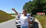 TIR-y błądzą na węźle drogi S5 Bydgoszcz Opławiec. Wjeżdżają w wąską uliczkę, zawracają na polach niszcząc uprawy