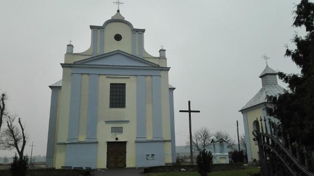 Ostrołęka i powiat ostrołęcki: dotacje na zabytki. Kościół w Czerwinie