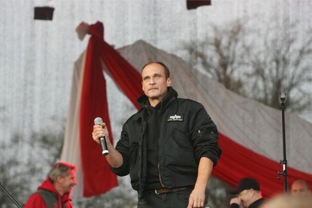 Paweł Kukiz zdobył w wyborach samorządowych ponad 14 tysięcy głosów
