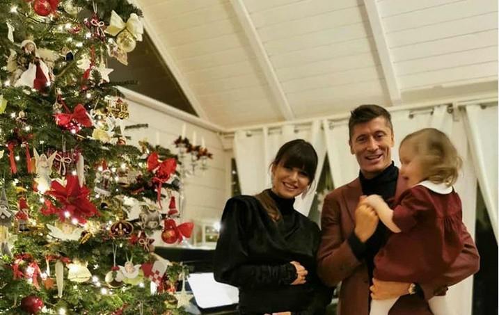 Jak reprezentanci Polski spędzają Święta Bożego Narodzenia? [GALERIA]