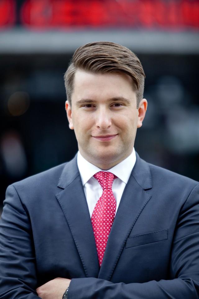 Piotr Marciniak, dyrektor zarządzający BGŻOptima