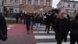 Trasa Marszu Koszalin – 12,5 km po mieście. Wcześniej strajk Ostra Jazda