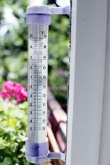Rekord temperatury w niedzielę we Wrocławiu nie został pobity