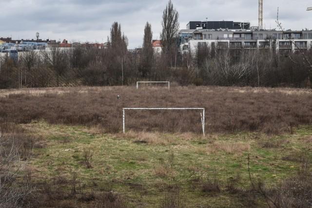 Stadion Szyca to dziś ruina