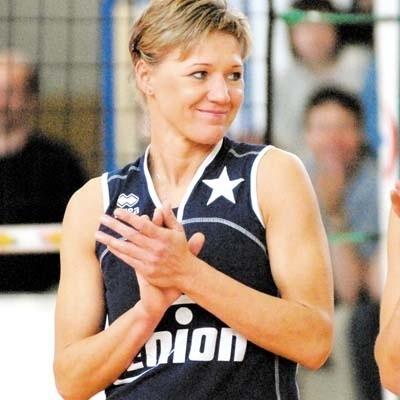 Magdalena Śliwa grała w Białymstoku w barwach Wisły Kraków. Wbarażach lepsze były nasze siatkarki.