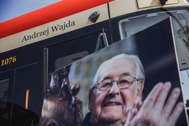 Andrzej Wajda patronem tramwaju w Gdańsku!