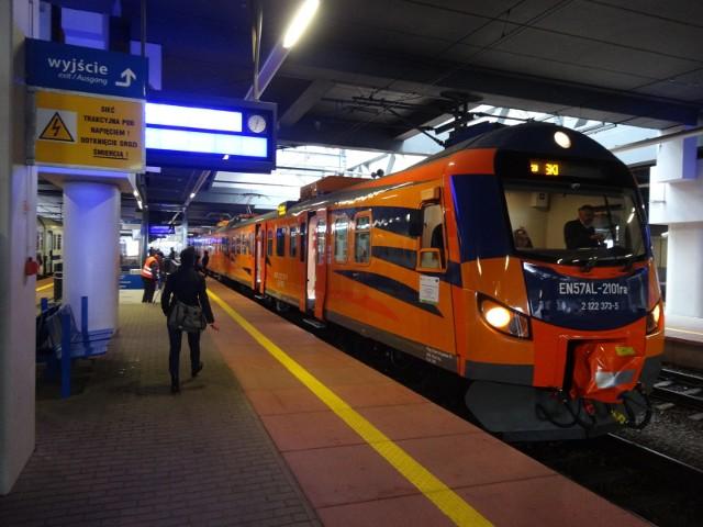 Przebudowa trasy z Poznania do Piły jest również jednym z elementów rozwoju projektu Poznańskiej Kolei Metropolitalnej