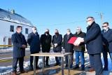 Parlamentarzyści i samorządowcy chcą dalszej rozbudowy drogi krajowej 63 [zdjęcia]