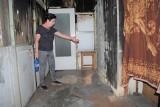 Pożar w Srebrnicy. Strażacy uratowali dzieci, pani Maria wyniosła butle... [zdjęcia]