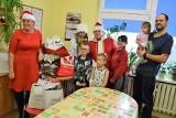 Mikołaj odwiedził chore dzieci w inowrocławskim szpitalu [zdjęcia]