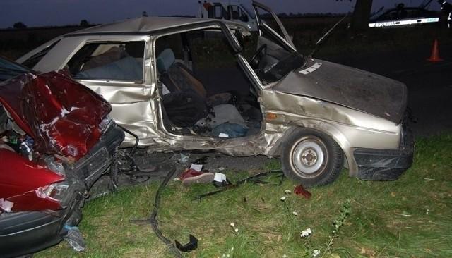 3,2 promila alkoholu miał kierowca volkswagena, który spowodował wypadek, do którego doszło w pobliżu miejcowości Orzechówek pod Radomskiem.