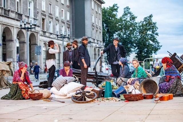 """DROM – ścieżkami Romów"" teatr Migro"