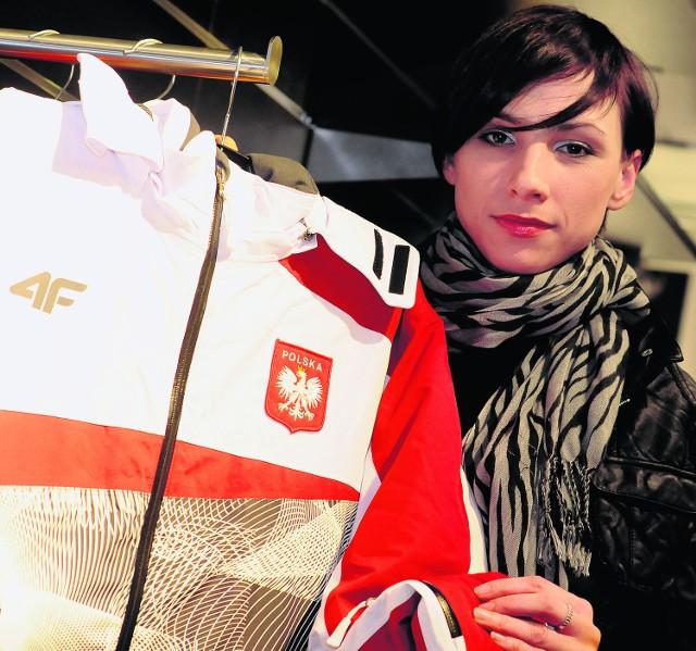Ranita Sobańska jest główną projektantką firmy F4