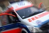 Dwa wypadki śmiertelne w województwie podlaskim. Kobieta zabiła się w audi, martwy rowerzysta leżał na poboczu