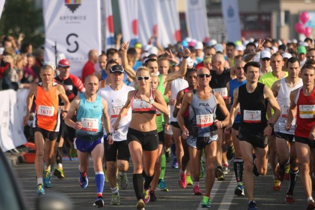 W PKO Silesia Marathon startuje spora grupa kobiet